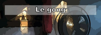 Le gong